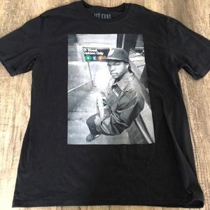 Ice Cube Graphic Tee Sz Large